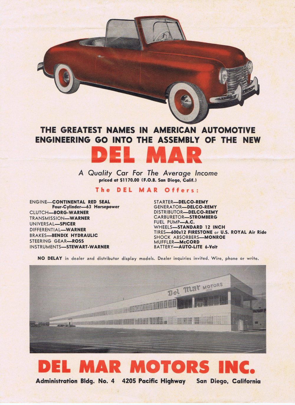 Auction of original automobile and transportation literature