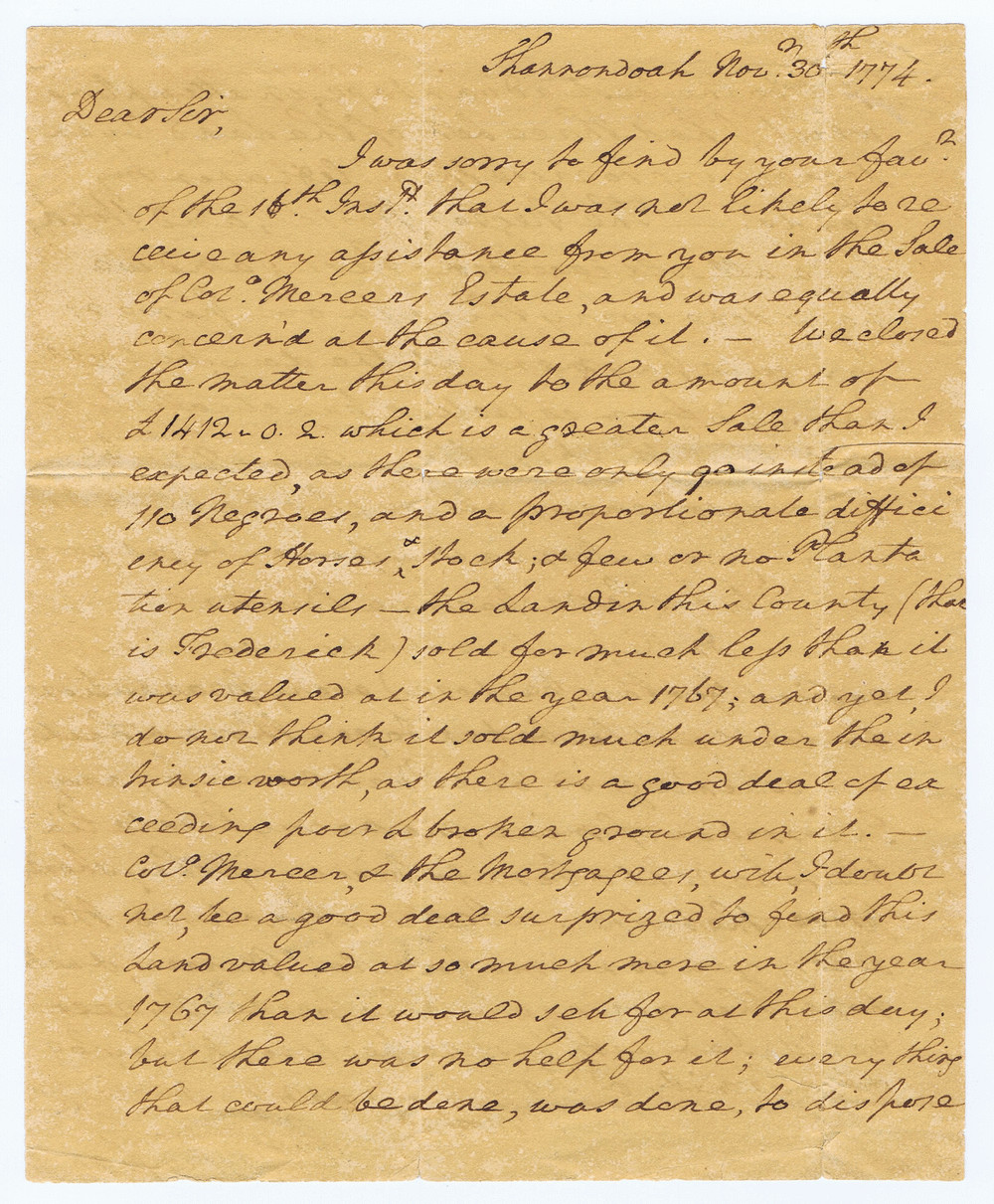 Auction, Collectibles Auction, Original Historical Documents
