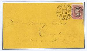 Variant Memphis Postmark. image 95de6ecbc1a